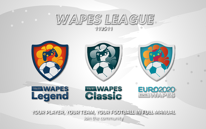 WAPES_Liste équipes WAPES 3 Leagues-01